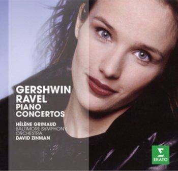 Ravel, Gershwin: Piano Concertos-Grimaud Helene, Baltimore Symphony Orchestra, Zinman David