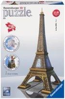Ravensburger, puzzle 3D Wieża Eiffla