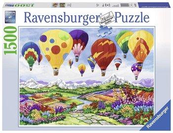 Ravensburger, puzzle Wiosna w powietrzu-Ravensburger