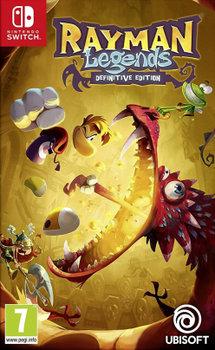 Rayman Legends: Definitive Edition-Ubisoft