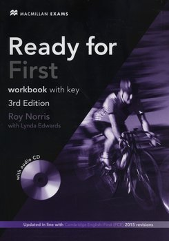 Ready for First. 3rd Edition. Workbook with key + CD-Norris Roy, Edwards Lynda