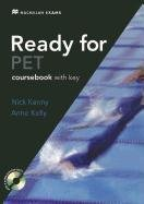 Ready for PET with answer key + CD-ROM (cartboard)