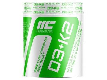 REAL PHARM, Muscle Care D3 + K2, 90 tabletek-Real Pharm