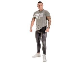 Real Pharm, T-shirt męski, Labirynt, rozmiar XL-Real Pharm