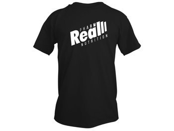 Real Pharm, T-shirt męski z krótkim rękawem, rozmiar XL-Real Pharm