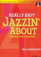Really Easy Jazzin' About Piano - Alfred Publishing