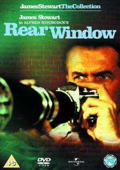 Rear Window (brak polskiej wersji językowej)-Hitchcock Alfred