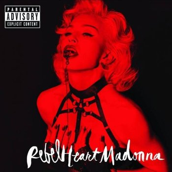 Rebel Heart (Limited Super Deluxe Edition)-Madonna