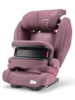 Recaro, Monza IS Prime, Fotelik samochodowy, Pale Rose, 9-36 kg-Recaro
