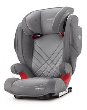 Recaro, Monza Nova 2 Seatfix, Fotelik samochodowy, 15-36 kg, Aluminium Grey-Recaro