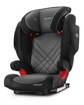 Recaro, Monza Nova 2 Seatfix, Fotelik samochodowy, 15-36 kg, Carbon Black-Recaro