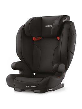 Recaro, Monza Nova Evo Seatfix, Fotelik samochodowy, 15-36kg, Performance Black-Recaro