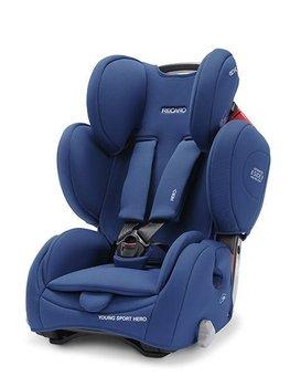 Recaro, Young Sport Hero, Fotelik samochodowy, 9-36 kg, Energy Blue-Recaro