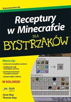 Receptury w Minecrafcie dla bystrzaków                      (ebook)