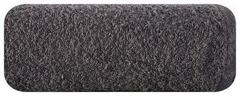 Ręcznik EUROFIRANY, ciemnoszary, 70x140 cm -Eurofirany