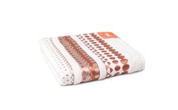 Ręcznik FARO Silver, Frotte, ecru, 50x90 cm -Faro