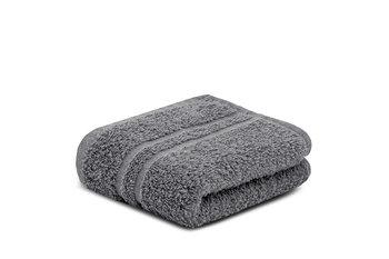 Ręcznik KONSIMO Mantel, szary, 30x50 cm-Konsimo