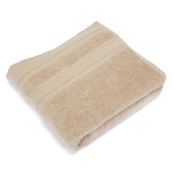 Ręcznik MISS LUCY Marla, beżowy, 50x90 cm -Miss Lucy