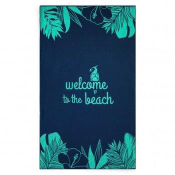 Ręcznik plażowy WELCOME 100x160 ZWOLTEX bawełna egipska-Zwoltex
