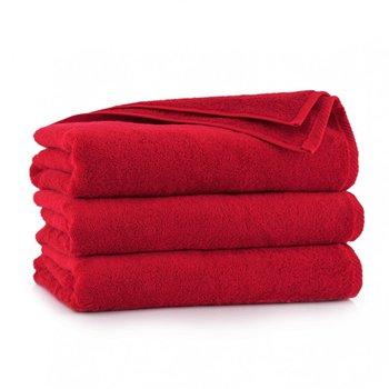 Ręcznik ZWOLTEX Kiwi 2, 70x140 cm, czerwony-Zwoltex