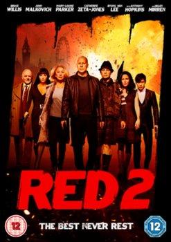 Red 2 (brak polskiej wersji językowej)-Parisot Dean
