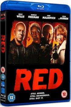 Red (brak polskiej wersji językowej)-Schwentke Robert
