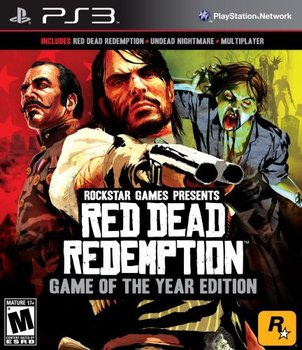 Red Dead Redemption - Game of the Year Edition-Rockstar