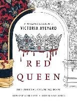 Red Queen. The Official. Coloring Book-Aveyard Victoria