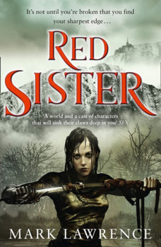 Red Sister-Lawrence Mark