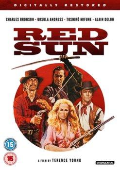 Red Sun (brak polskiej wersji językowej)-Young Terence