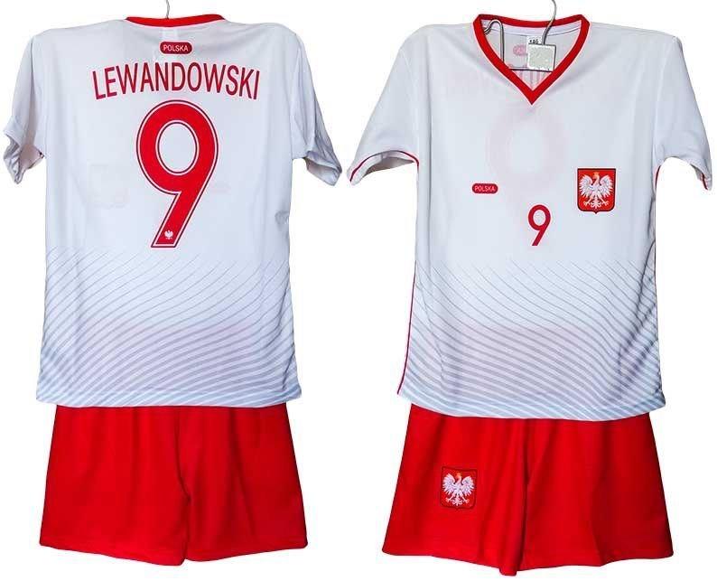 Reda, Komplet piłkarski, Replika Polska 2016 Lewandowski