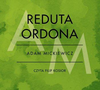 Reduta Ordona Mickiewicz Adam Audiobook Sklep Empikcom