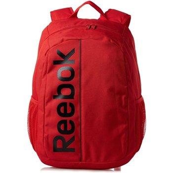 Reebok, Plecak szkolny, BK2531, czerwony, 20 l-Reebok