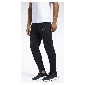 Reebok, Spodnie męskie, Workout Ready FJ4057, czarny, rozmiar S-Reebok