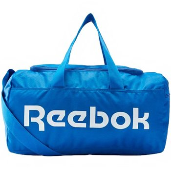 Reebok, Torba, Active Core Small Grip FQ5300, niebieski, 27.5 l-Reebok