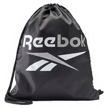 Reebok, Worek na buty, Training Essentials Gymsack FQ5515, czarny, 15.75L-Reebok