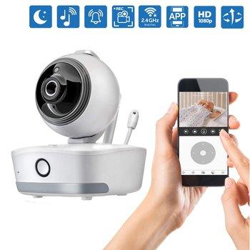 Reer, BabyCam Move, Niania elektroniczna, kamera WiFi  -Reer