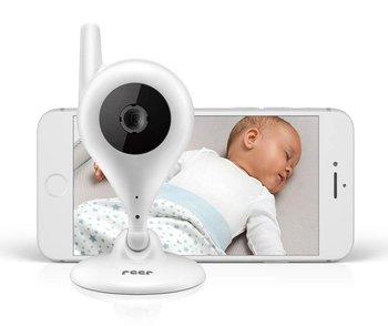 Reer, Niania elektroniczna, kamera, WiFi, IP BabyCam-Reer