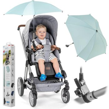 Reer, Parasolka przeciwsłoneczna do wózka, UV50+, Mięta -Reer