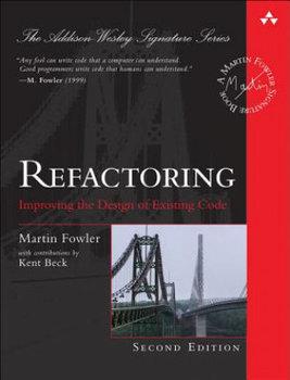 Refactoring-Fowler Martin