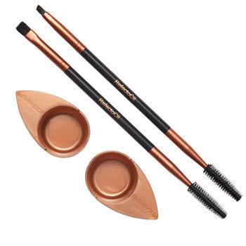 RefectoCil, Browista Toolkit, zestaw do koloryzacji brwi i rzęs, 4 szt. + kosmetyczka-Refectocil