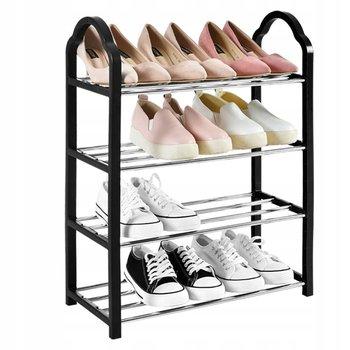 Regał szafka organizer stojak na buty 4 poziomy-decortrend