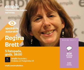 Regina Brett | Empik Kazimierz