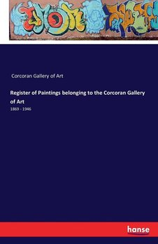 Register of Paintings belonging to the Corcoran Gallery of Art-Null
