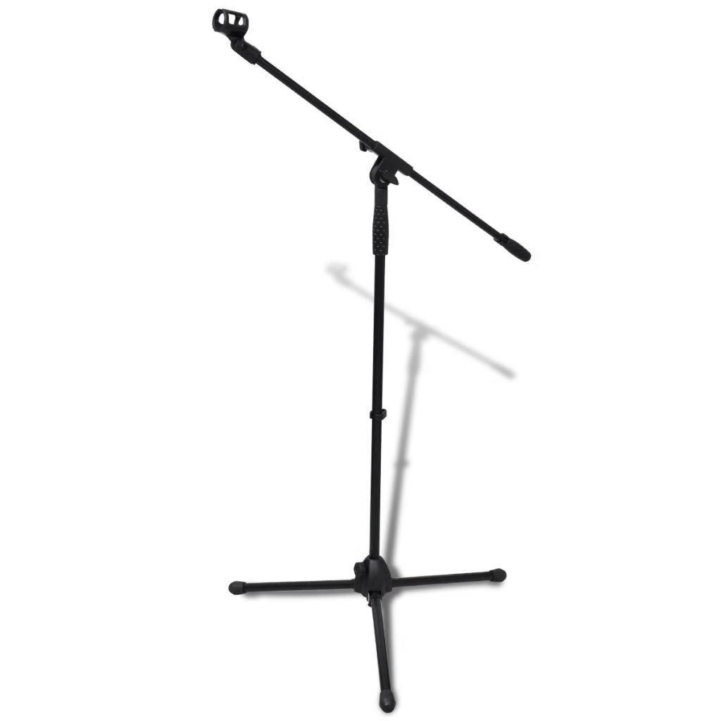 Regulowany statyw do mikrofonu