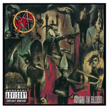 Reign In Blood-Slayer