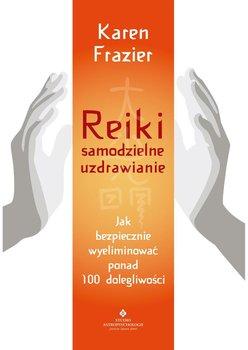 Reiki samodzielne uzdrawianie-Frazier Karen