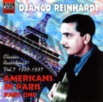 REINHARDT D AMERICANS IN PARIS-Reinhardt Django