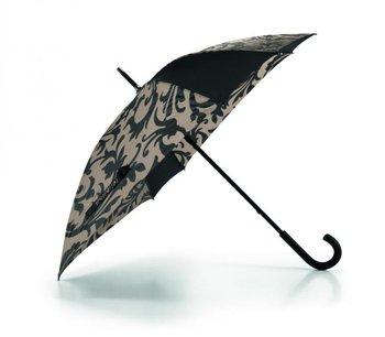 Reisenthel, RYM7027, Parasol, Umbrella baroque taupe, 90x85 cm-Reisenthel