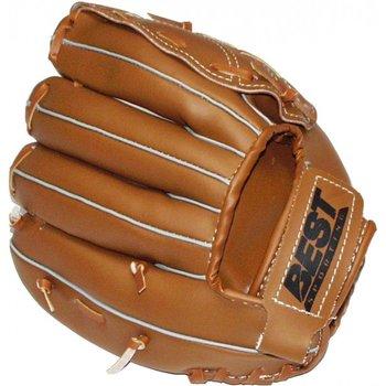 Rękawica Baseballowa Skórzana Dla Dzieci BEST SPORTING lewa-Best Sporting